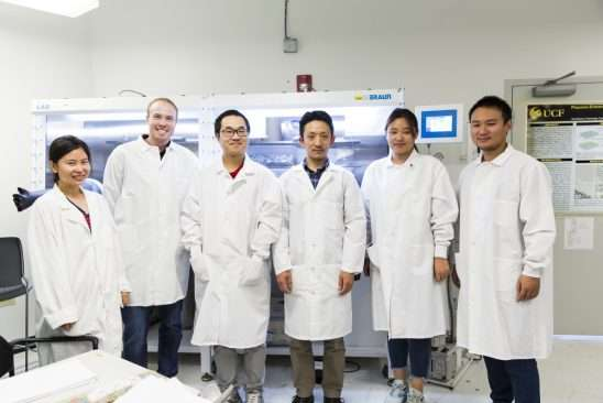 Researchers' work pushes battery tech forward