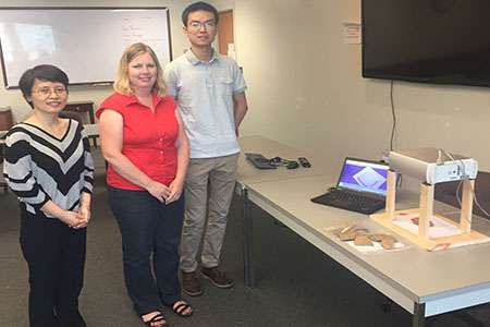 Archaeologist teams up with computer vision experts to match prehistoric pottery