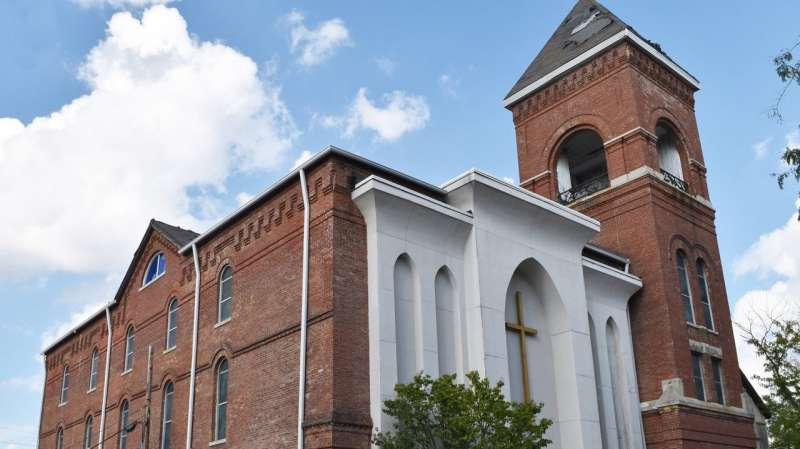 Virtual reality re-creation of iconic Indy church to be revealed to public