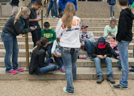 """Researchers have found what they call a """"broad-based cultural shift"""" among teen behavior"""