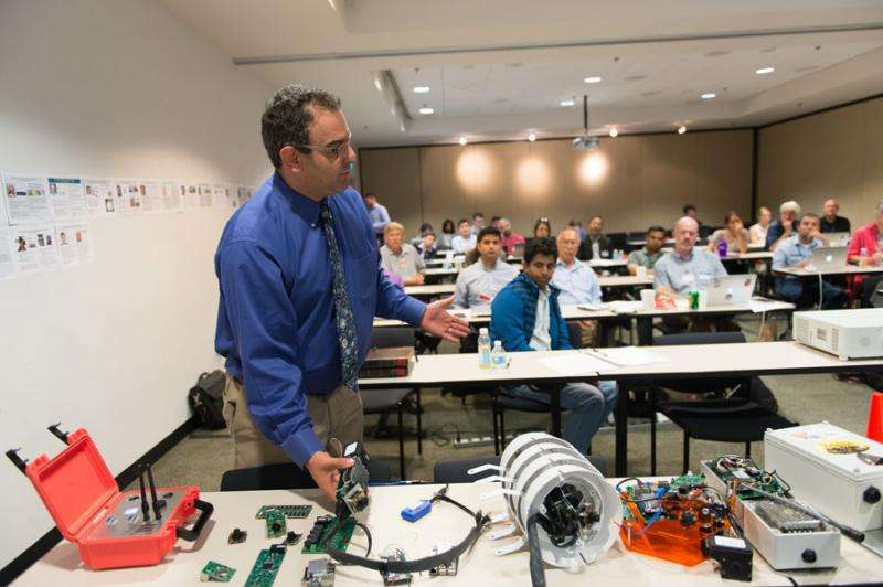Breakthrough wireless sensing system attracts industry and government agency  interest
