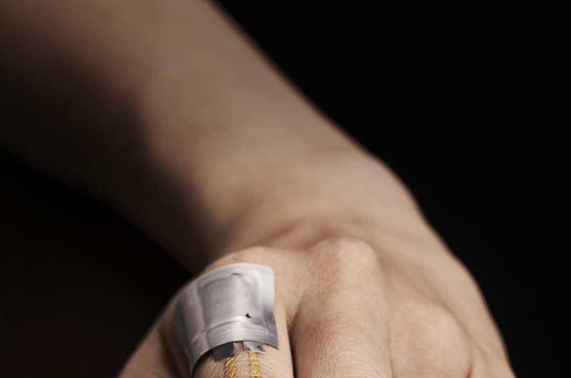 Breathable, wearable electronics on skin for long-term health monitoring