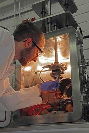 Cooling materials super-quickly
