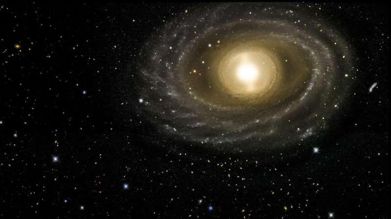 Dark Energy Survey reveals most accurate measurement of universe's dark matter
