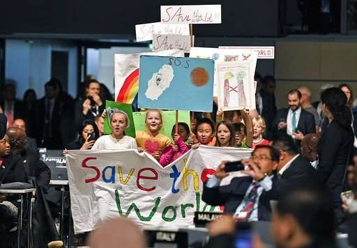 Fiji calls for urgency in talks to implement climate accord