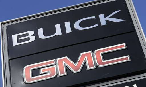 GM 2Q net earnings fall on loss from sale of European unit