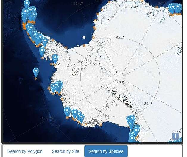 In Antarctica, NASA satellites are guiding commerce and conservation