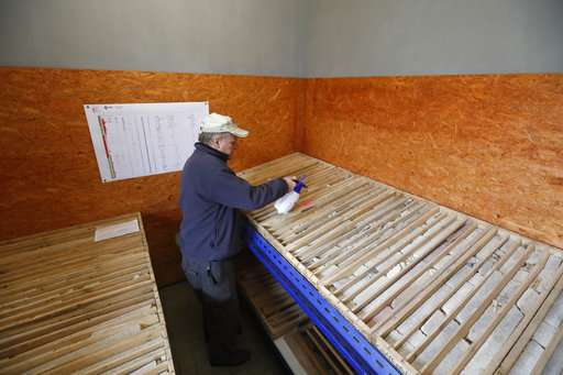 Lithium reviving centuries-old Czech mining tradition