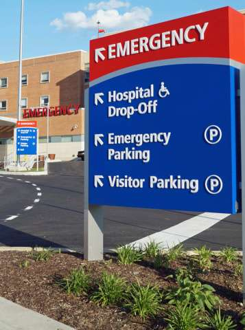 Medicaid expansion states saw ER visits go up, uninsured ER visits go down