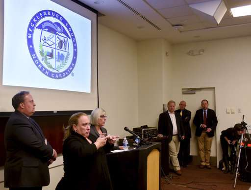 North Carolina county's ransomware recovery will take days