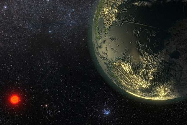 Scientists make huge dataset of nearby stars available to public