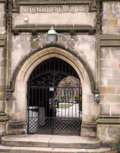 Yale drops slavery proponent Calhoun from college name