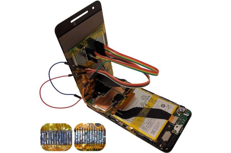 Researchers explore how phone replacement screens could trigger attacks