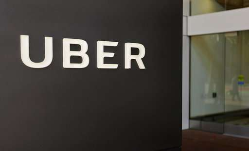 AP Explains: What the Uber data breach is all about