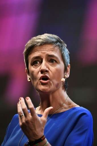 European Commissioner for Competition Margrethe Vestager is leading the EU antitrust probe of Google, which could open the door
