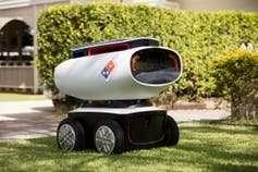 Experiments in robotics could help Amazon beat Australia's slow delivery problem