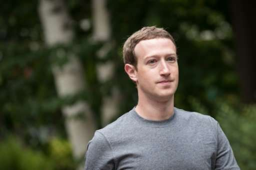 Facebook chief Mark Zuckerberg said surging profits for the leading social network don't matter if the platform can't clean up a