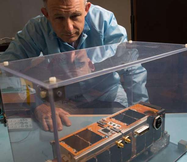 Gearing up to track space debris
