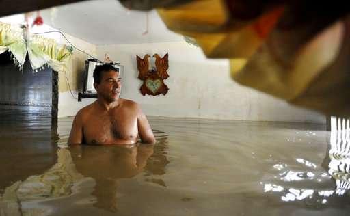 Here comes La Nina, El Nino's flip side, but it will be weak
