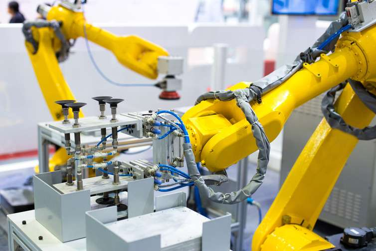 How artificial intelligence and the robotic revolution will change the workplace of tomorrow