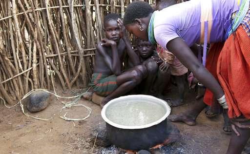 In harsh corner of Uganda, herders fight climate change