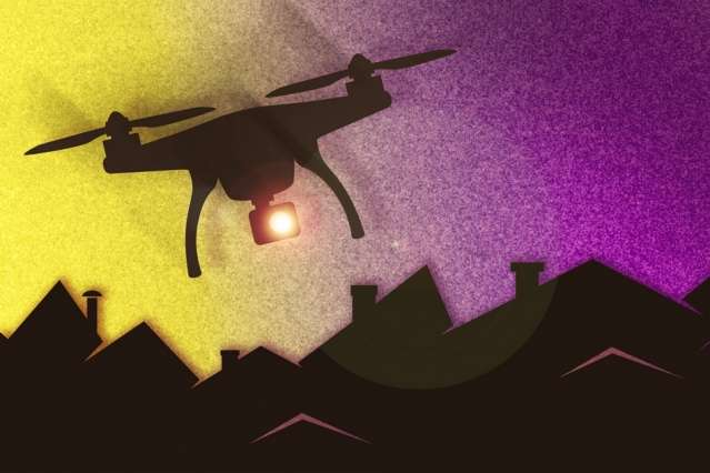 New algorithm for drones quickly makes sense of incoming visual data