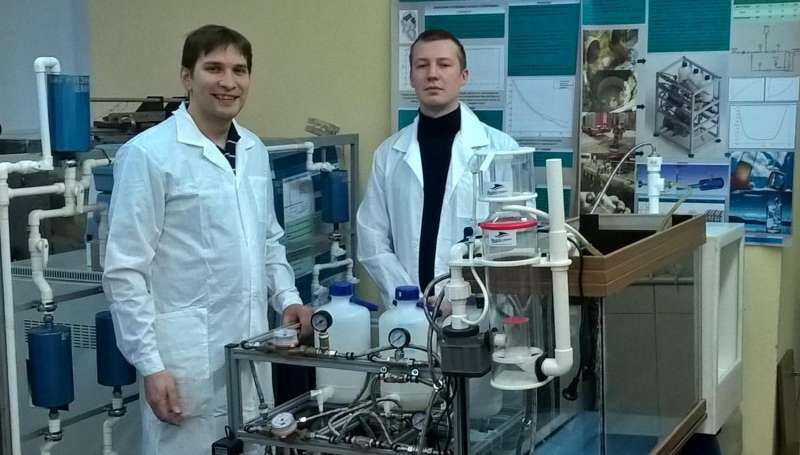 New technology of nuclear desalination developed in Russia
