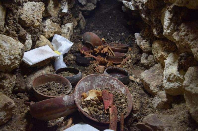 Tomb of early classic Maya ruler found in Guatemala