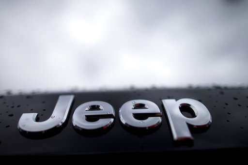 US says Fiat Chrysler used software to beat emissions tests