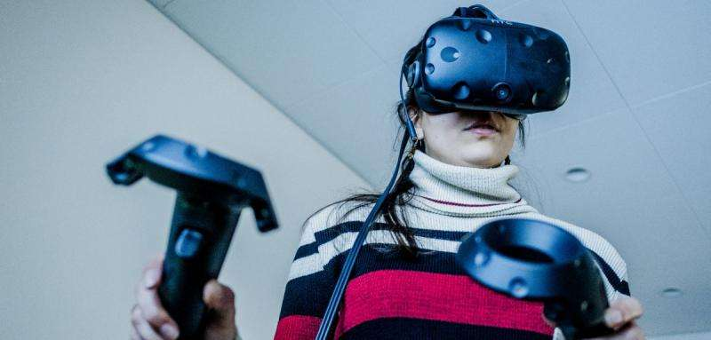 Researchers use virtual reality to unpack causes of common diseases