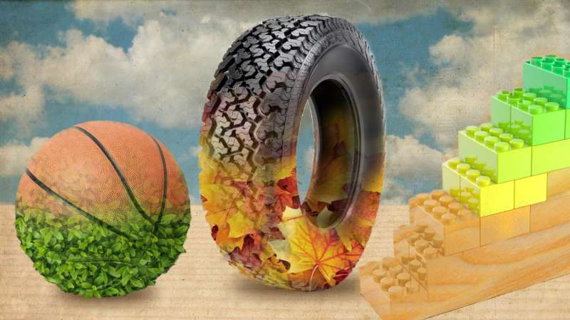 Researchers invent process to make sustainable rubber, plastics