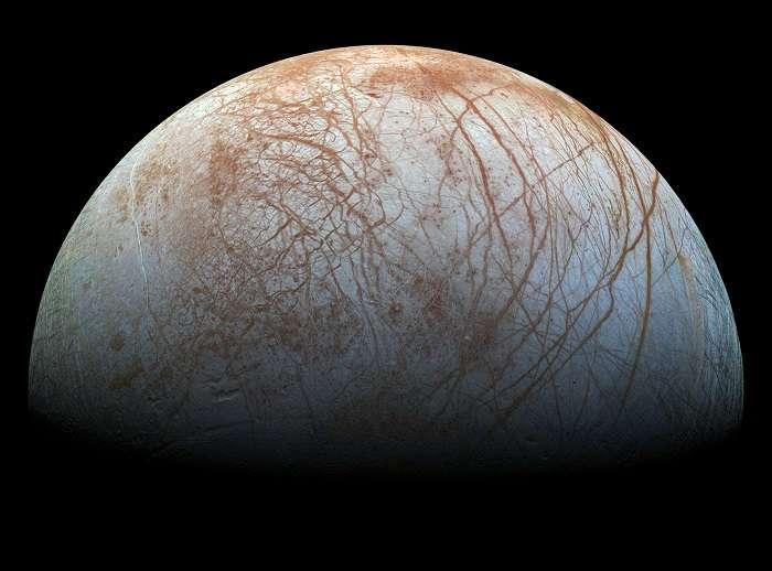 Astronomers detect hydrogen corona of Jupiter's moon Europa