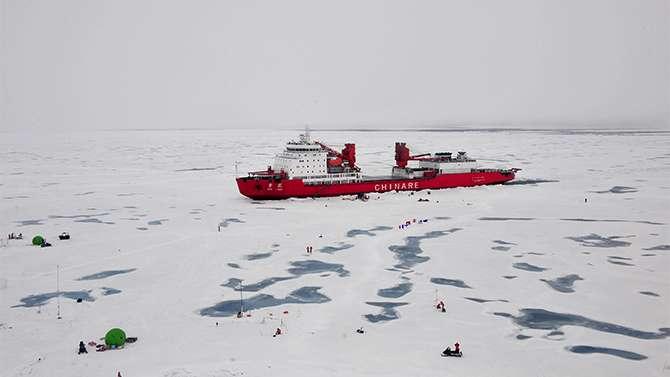 International team reports ocean acidification spreading rapidly in Arctic Ocean