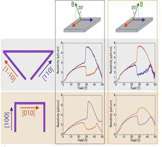 Superconductivity research reveals potential new state of matter