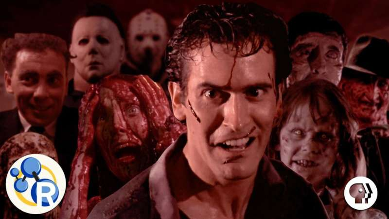 The chemistry of Hollywood bloodbaths (video)