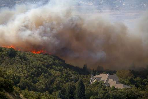 This US wildfire season is among the worst: Here's why