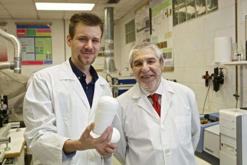 Scientists develop an innovative method for filling and sealing pleural cavities