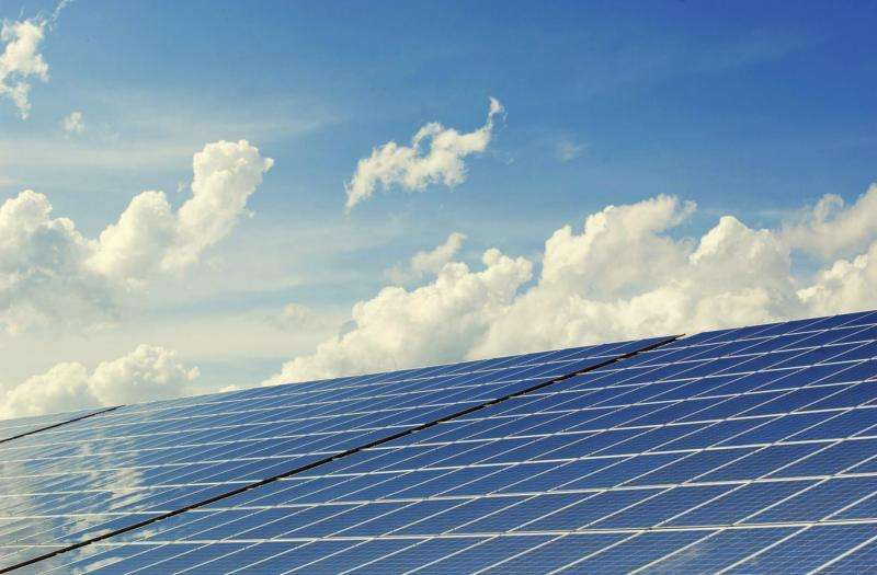 Researchers use polystyrene to make next-generation of solar panels even cheaper