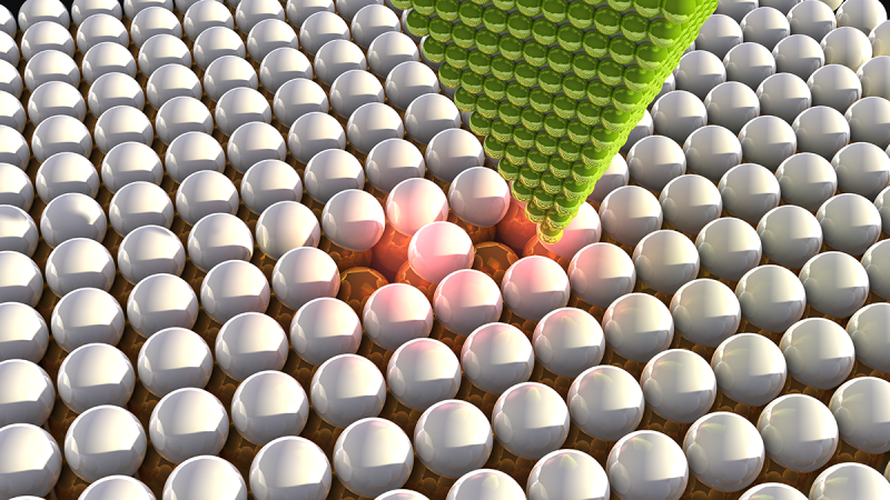 Researchers create artificial materials atom-by-atom