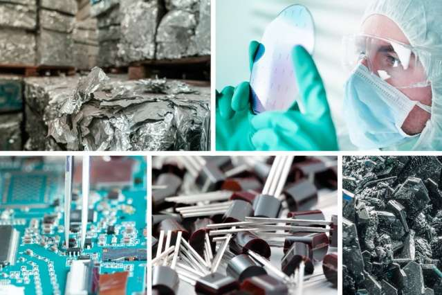 Researchers find no evidence of an overall reduction in the world's consumption of materials