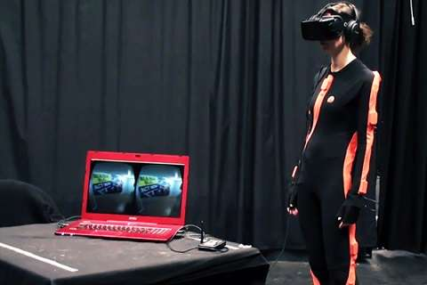 Study shows the influence of immersive virtual reality on racial bias