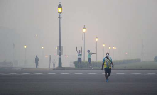 Study: World pollution deadlier than wars, disasters, hunger