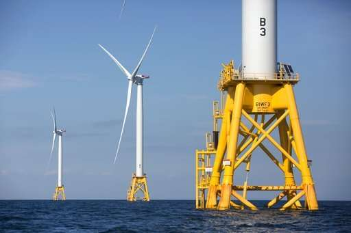Winds of worry: US fishermen fear forests of power turbines