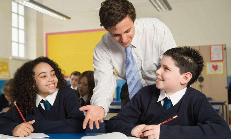 Research finds that children want their teachers to 'keep it real' when it comes to accents