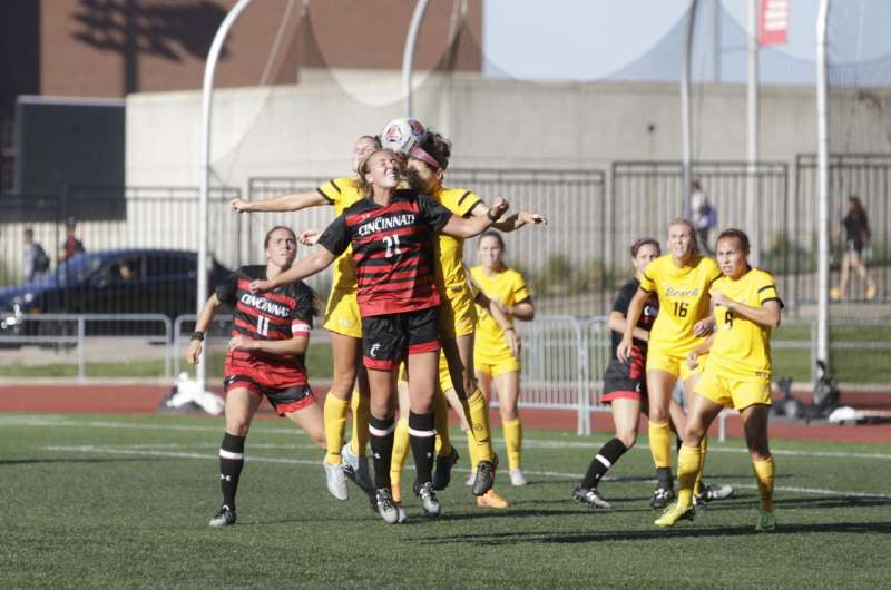 Could better eye training help reduce concussion in women's soccer?