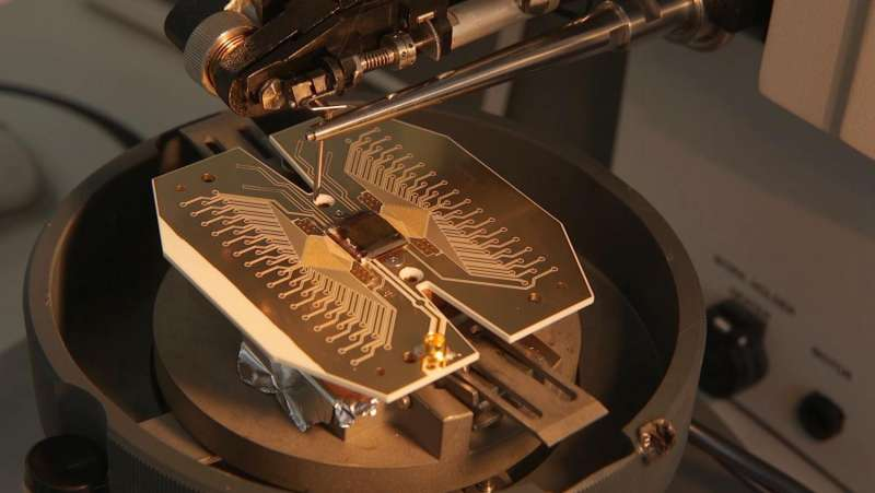 First ever blueprint unveiled to construct a large scale quantum computer