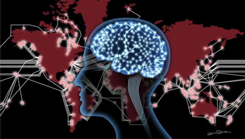 The Internet and your brain are more alike than you think