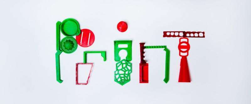 Researchers calculate major cost savings of 3-D printing household items