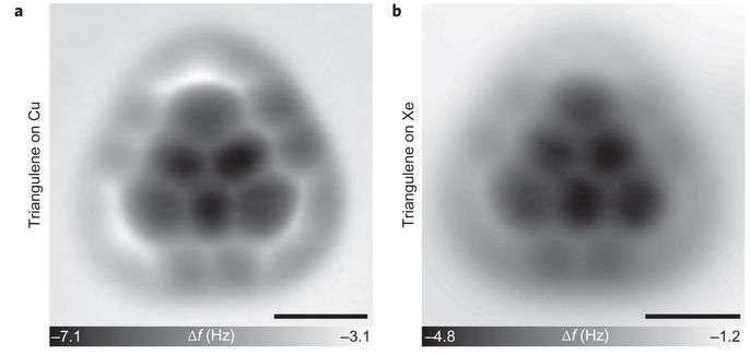 Researchers use new approach to create triangulene molecule