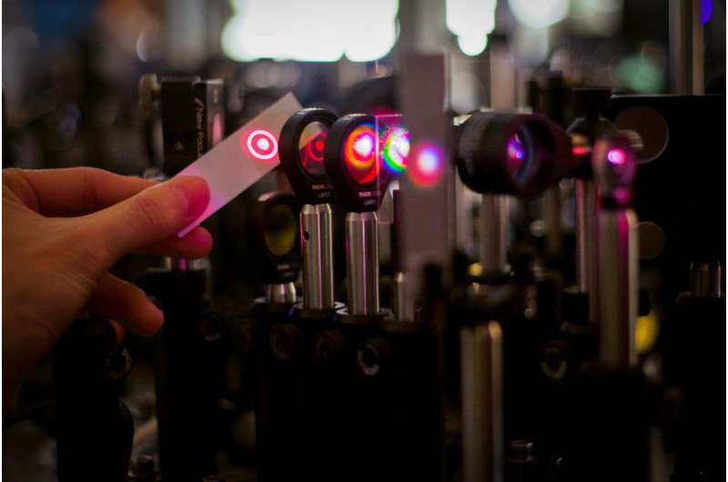New way to tune electronic energy levels may lead to valleytronic devices